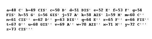 transliteral